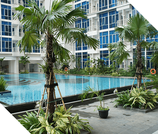 Gallery apartemen dekat RSCM salemba jakarta pusat - Facilities