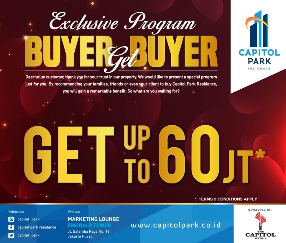 Capitol park residence salemba jakarta pusat - Buyer Get Buyer