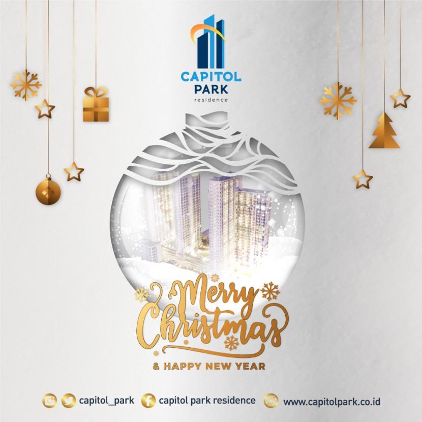 Capitol park residence salemba jakarta pusat - Merry Christmas - Dec 2019