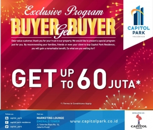 Capitol Park News - Buyer Get Buyer - July 2018