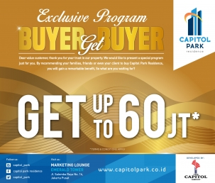 Capitol Park News - Buyer get Buyer - April 2019