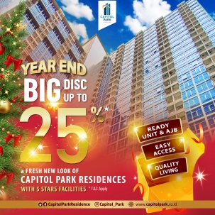 Capitol Park News - Year End Promo - Dec 2020