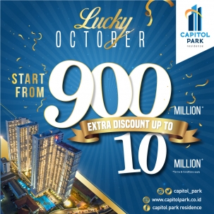 Capitol Park News - Lucky - Oct 2019