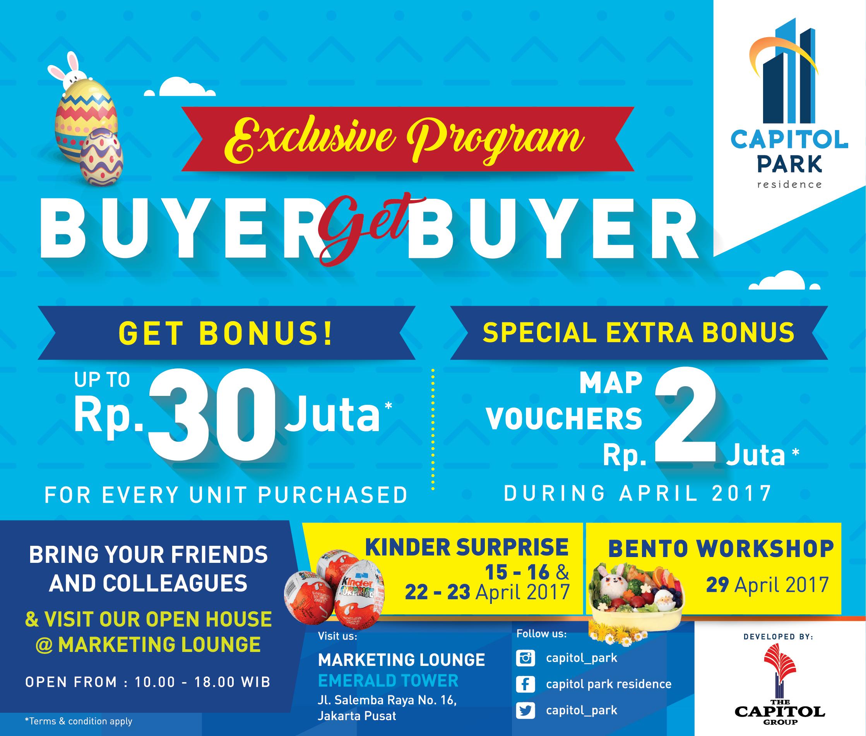 Capitol Park News - Buyer Get Buyer