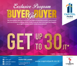 Capitol Park News - Buyer Get Buyer - Oct 2018
