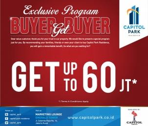 Capitol park residence salemba jakarta pusat news - Buyer Get Buyer - Aug 2018