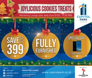 Capitol Park News - Joylicious Cookies Treats