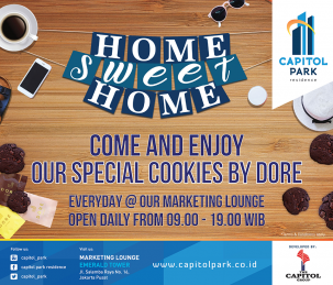 Capitol park residence salemba jakarta pusat news - Home Sweet Home