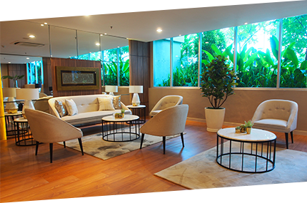 Siap sewa unit capitol - Emerald Tower Apartemen terjangkau di jakarta pusat