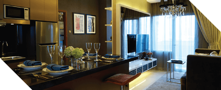 Capitol park residence tower salemba jakarta pusat- Master Saphire
